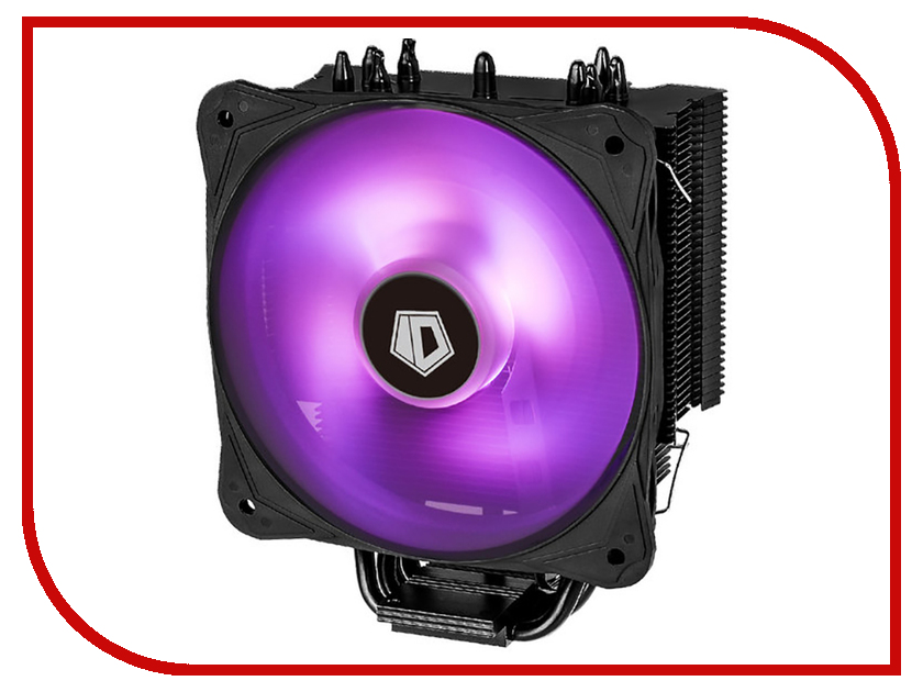 Кулер ID-Cooling SE-214-RGB (Intel LGA2011/1366/1151/1150/1155/1156/AMD FM2+/FM2/FM1/AM4/AM3+/AM3/AM2+/AM2) thermalright archon ib e x2 computer coolers amd intel cpu heatsink cooling lga 2066 2011 1366 am3 am4 fm2 fm1 coolers fan