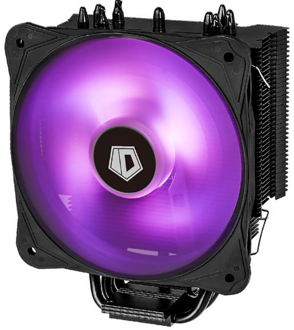 Кулер ID-Cooling SE-214-RGB (Intel LGA2011/1366/1151/1150/1155/1156/AMD FM2+/FM2/FM1/AM4/AM3+/AM3/AM2+/AM2) цена и фото