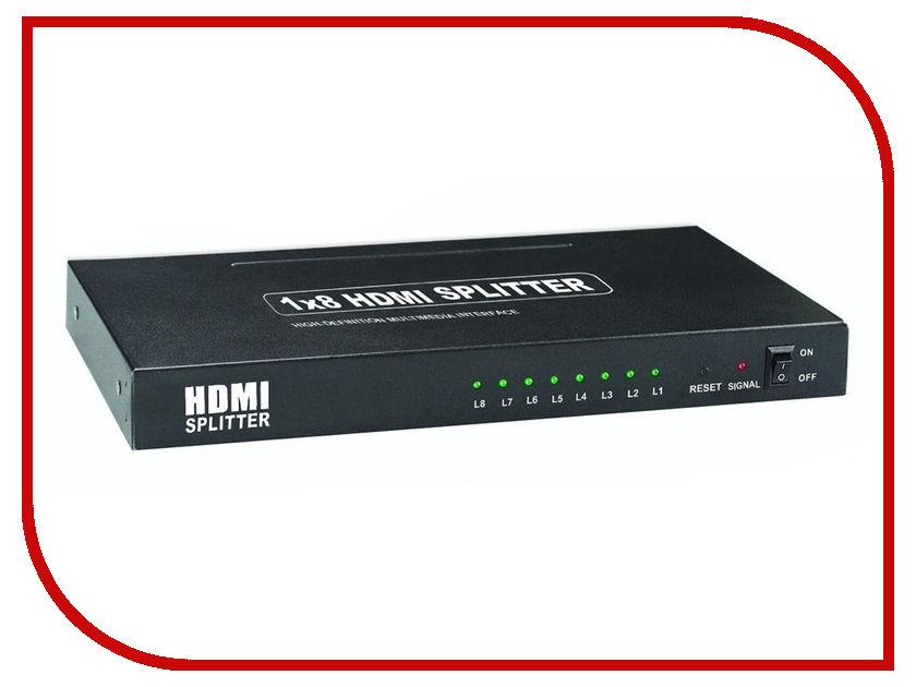 Сплиттер Orient HDMI 4K Splitter 1x8 HSP0108H Mini цены