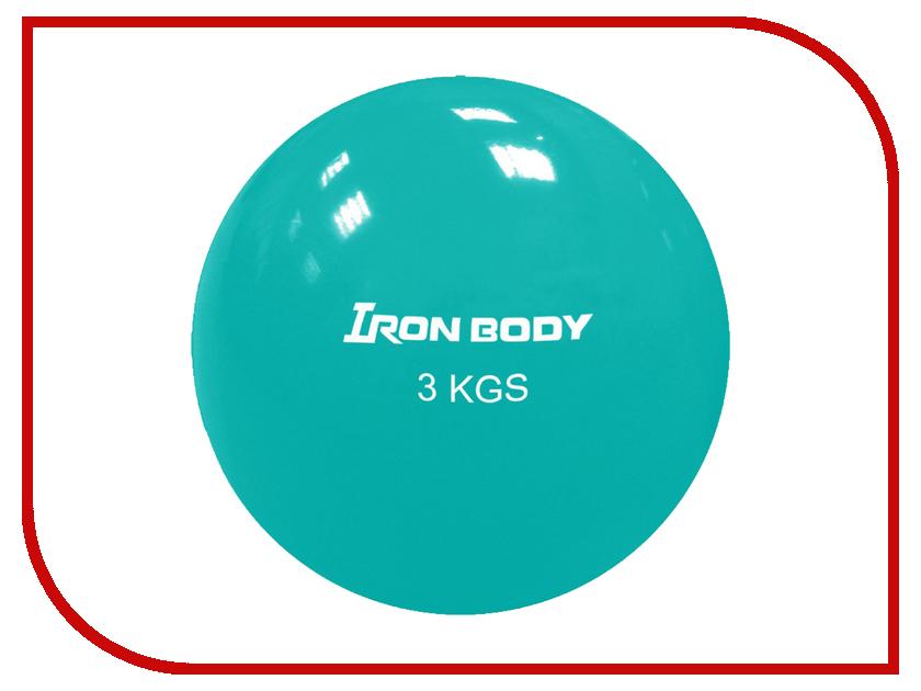 Фитбол Iron Body 1796EG-68 16cm перчатки экспедиция eg 02