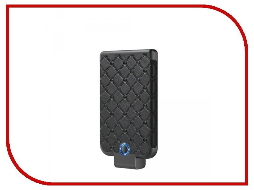 мобильные, внешние аккумуляторы BW4  Аккумулятор HOCO BW4 4000mAh Black