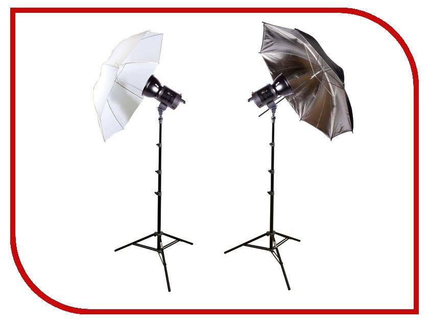 Комплект студийного света Rekam Basic 400 UM KIT