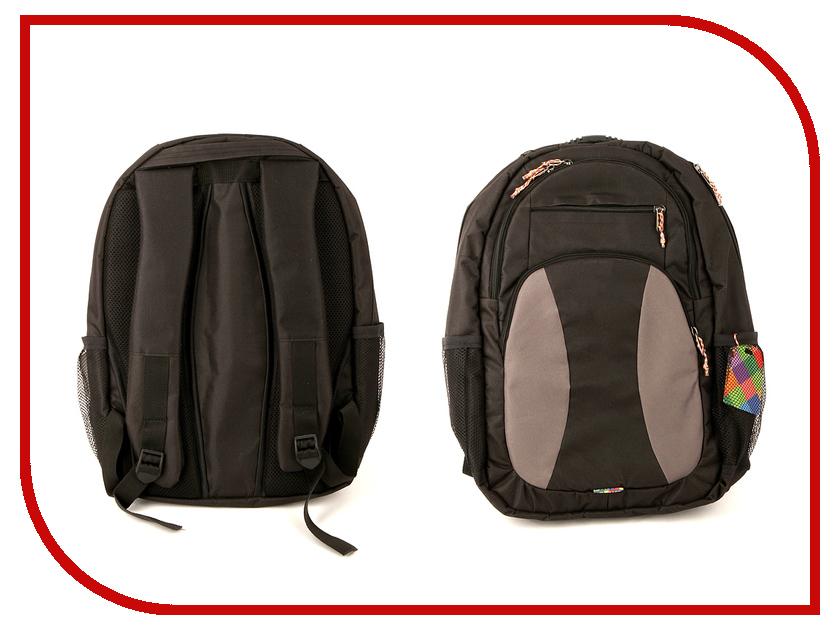 Рюкзак Vivacase 15.6-19 Assistant Large Black-Grey VCN-BAS19-bl-gr