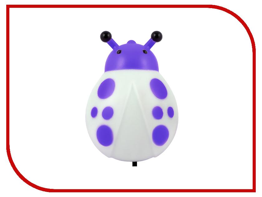 Светильник СТАРТ Жук 1Led Violet 8657 старт светильник pl led жук в ассорт старт