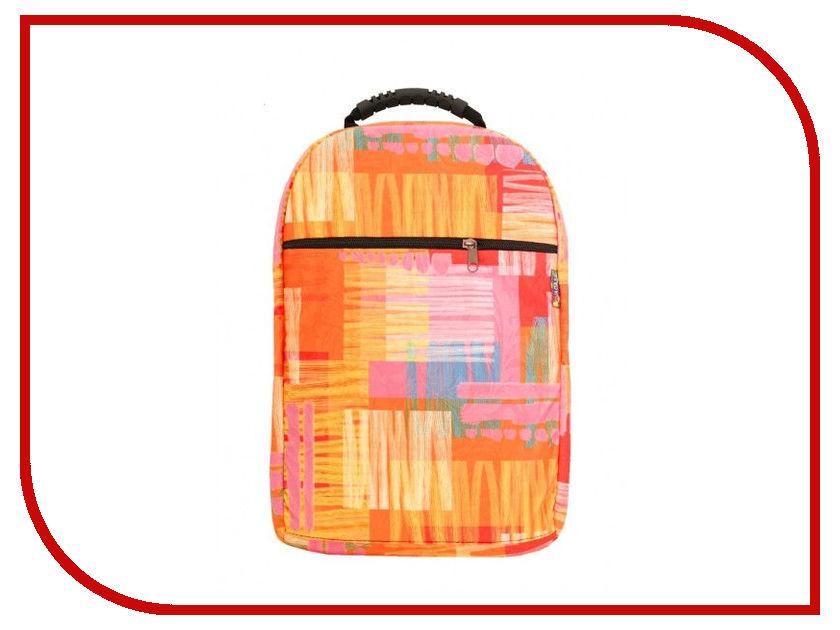 Рюкзак Vivacase 15.6 Harlequin Orange VCN-BHC15-or