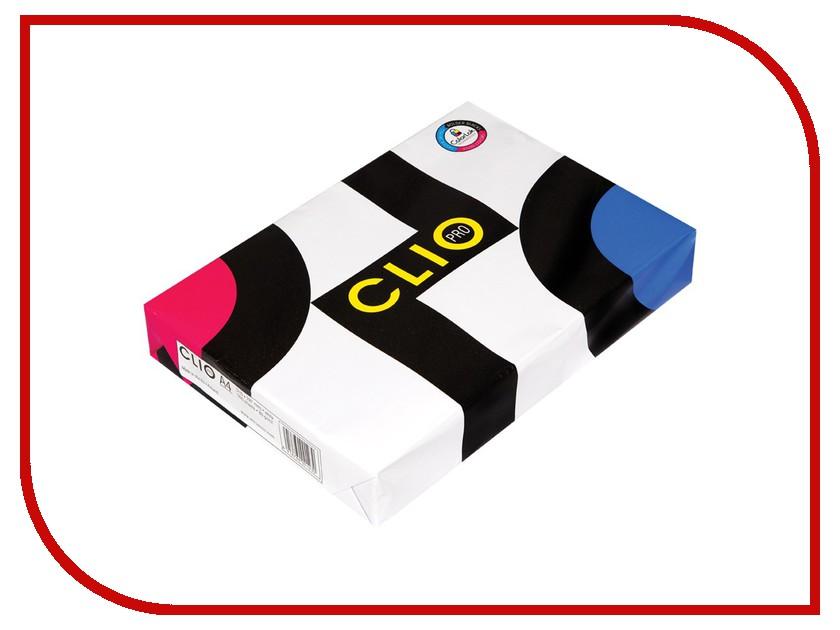 Бумага Stora Enso Clio Pro А4 80g/m2 500 листов 025057 бумага maestro color pale a4 80g m2 100л blue mb30 102474