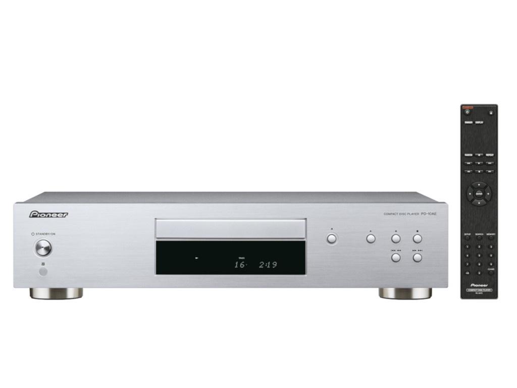 CD-проигрыватель Pioneer PD-10AE Silver