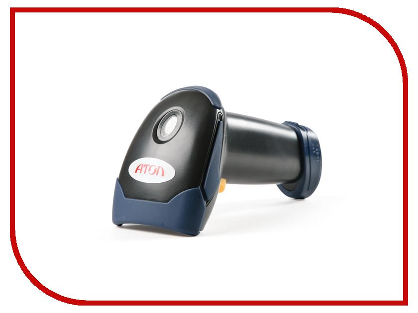 Сканер Атол SB 1101 Plus Black без подставки фискальный регистратор атол fprint 22птк без фн white