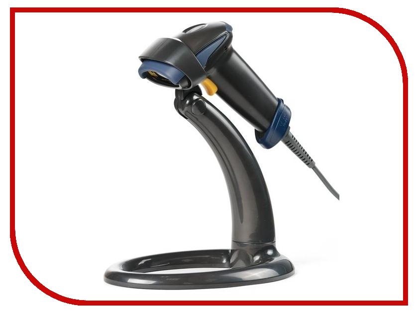 Сканер Атол SB 1101 Plus Black c подставкой фискальный регистратор атол fprint 22птк без фн white