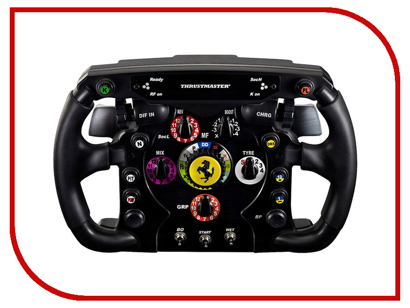 Руль Thrustmaster Ferrari F1 Wheel Add-On Official Ferrari Licensed