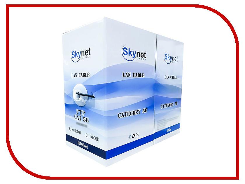 Сетевой кабель SkyNet Light FTP cat.5e 305m Grey CSL-FTP-2-CU at91sam9260b cu