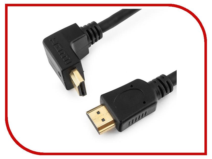Аксессуар Gembird Cablexpert HDMI 19M v1.4 4.5m Black CC-HDMI490-15