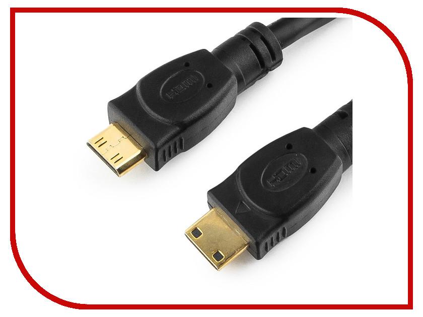 Аксессуар Gembird Cablexpert miniHDMI-miniHDMI 19M v1.4 1.8m Black CC-HDMICC-6