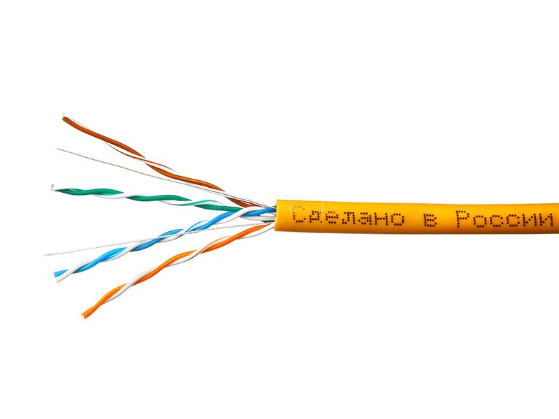 Сетевой кабель SkyNet Premium SFTP cat.5e 305m Grey CSP-SFTP-4-CU