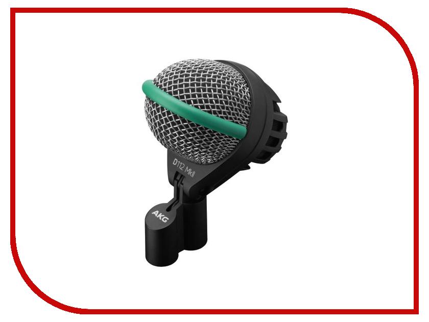 Микрофон AKG D112 MKII akg mk hs studio d