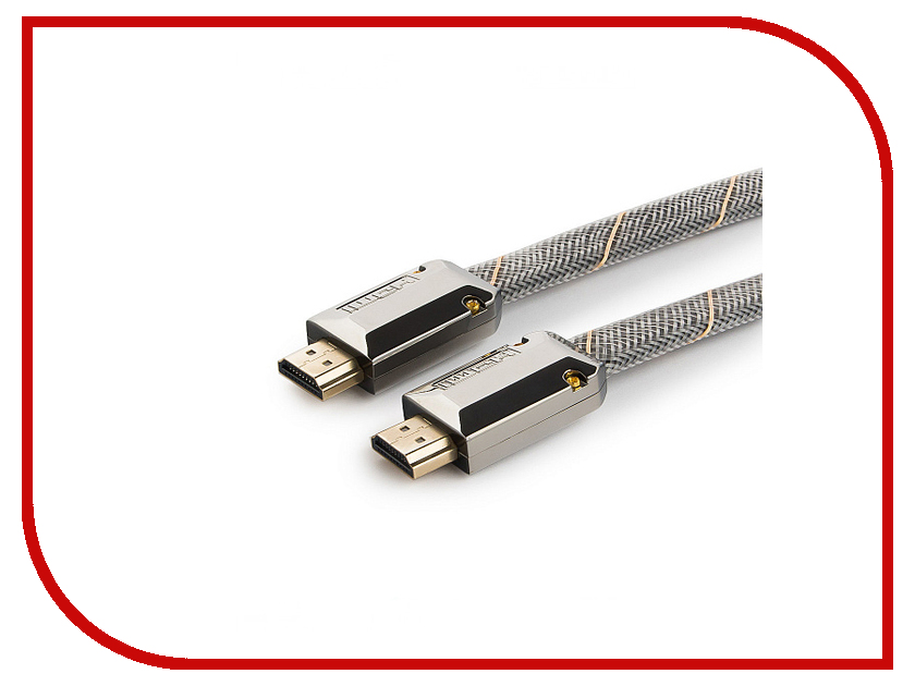 Фото - Аксессуар Gembird Cablexpert Platinum HDMI M/M v2.0 3m CC-P-HDMI04-3M standard usb 3 0 a male am to usb 3 0 a female af usb3 0 extension cable 0 3 m 0 6 m 1 m 1 5 m 1 8m 3m 1ft 2ft 3ft 5ft 6ft 10ft