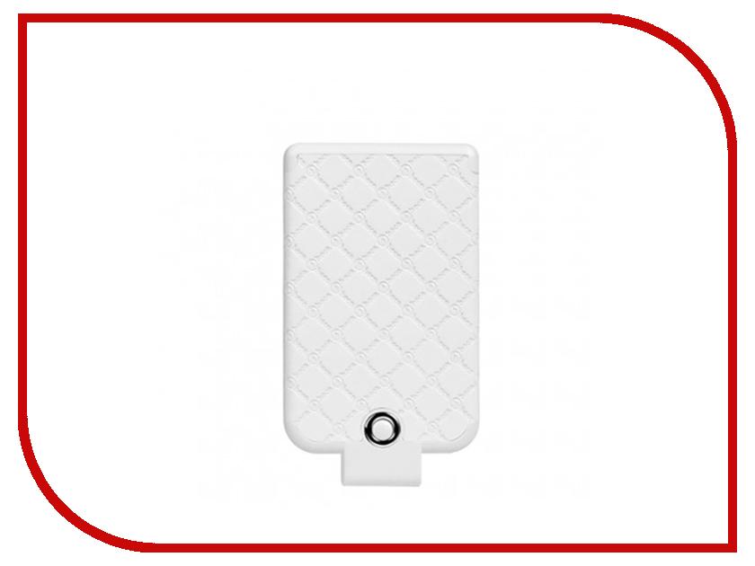 мобильные, внешние аккумуляторы BW4  Аккумулятор HOCO BW4 4000mAh White