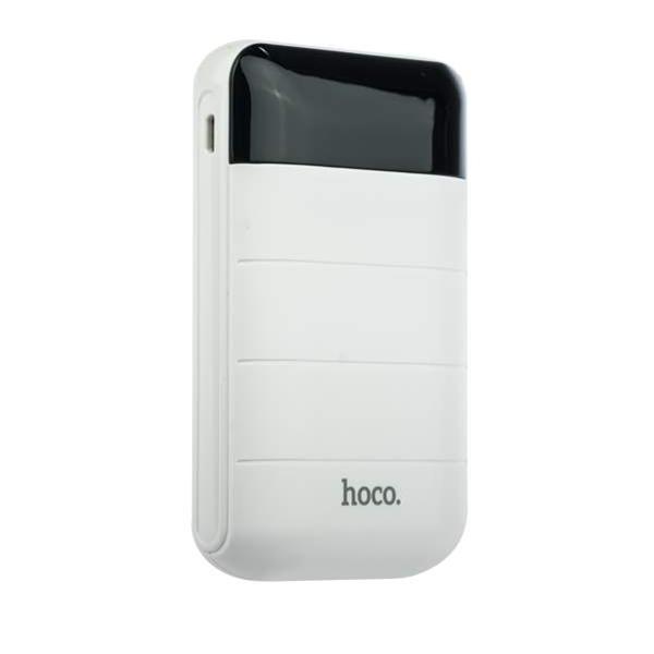 Аккумулятор Hoco B29 Domon 10000mAh White аккумулятор hoco j35 sunshine 10000mah black