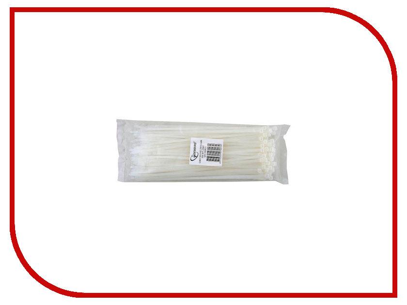 Стяжки пластиковые Gembird Cablexpert NYT-250x5 100шт cтяжка пластиковая gembird nytfr 150x3 6 150мм черный 100шт