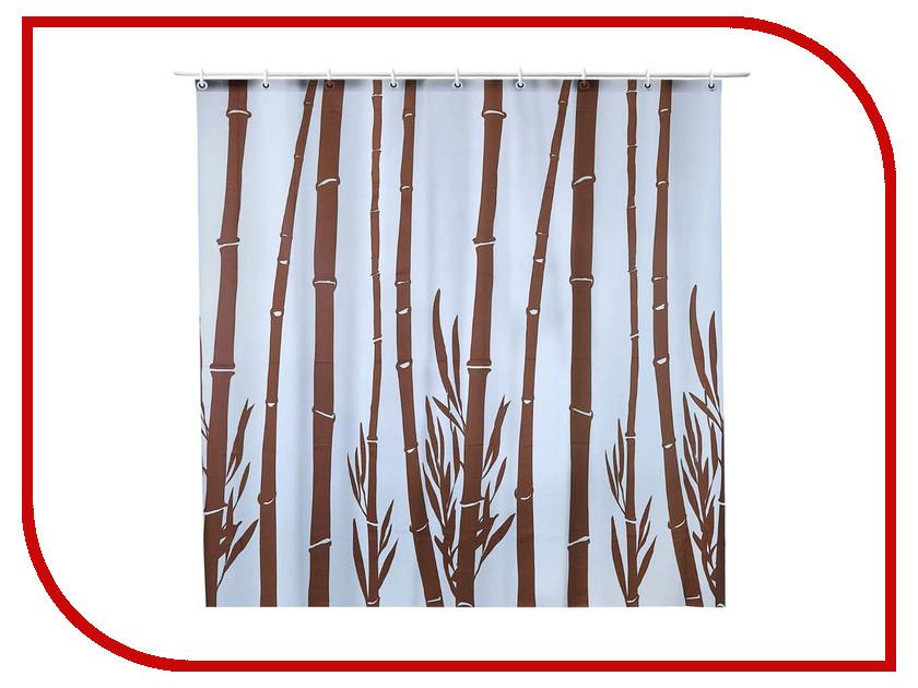 Шторка Доляна Бамбуковый лес 180x180cm 1904044