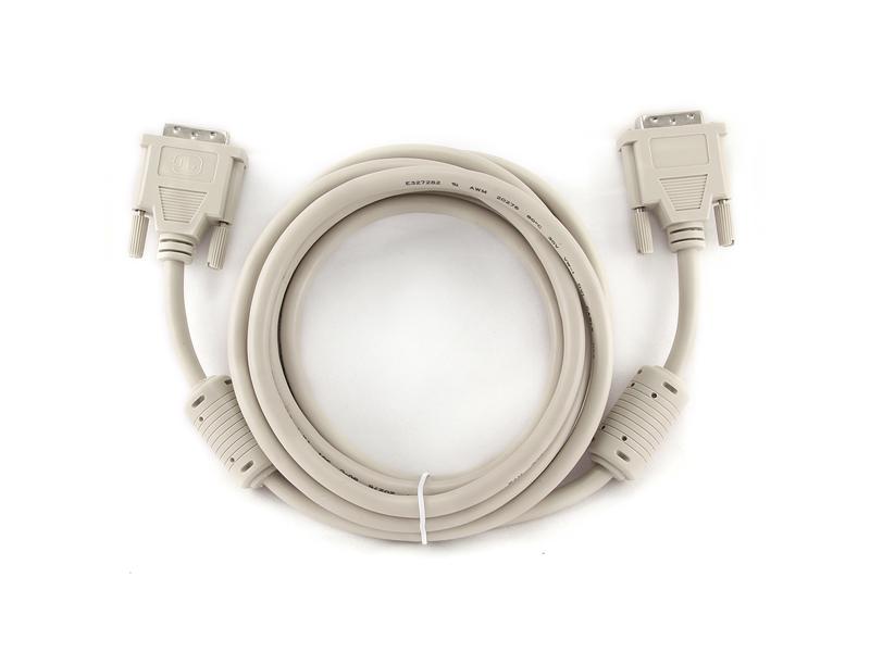 цена на Аксессуар Gembird Cablexpert DVI-D Dual Link 25M/25M 3m CC-DVI2-10