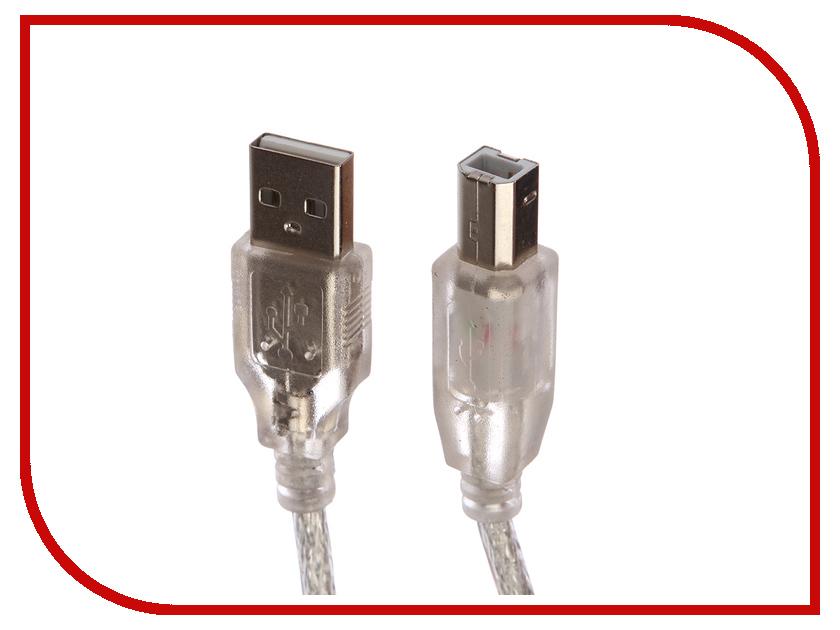 Аксессуар Gembird Cablexpert Pro USB2.0 AM/AF 1.8m Transparent CCF-USB2-AMAF-TR-6