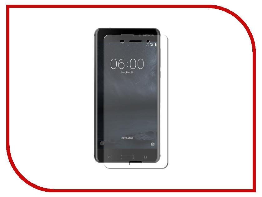 Аксессуар Защитное стекло Nokia 6 Svekla ZS-SVNO6 аксессуар защитное стекло svekla для apple iphone 6 6s plus svekla 0 26mm zs svap6 6splus