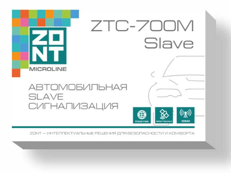 Сигнализация Zont ZTC-700M Slave — ZTC-700M Slave