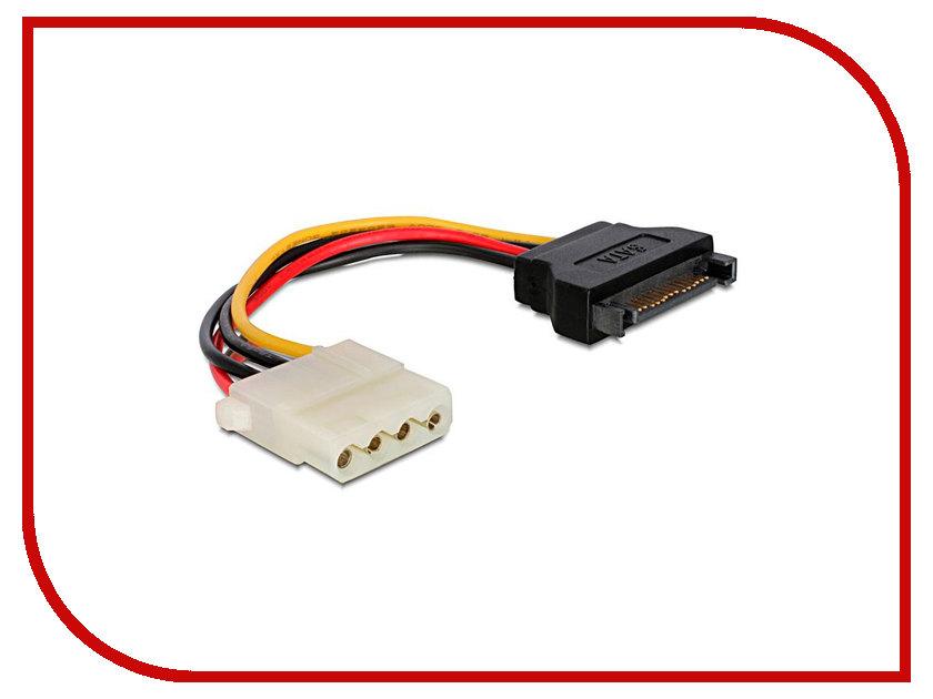 Аксессуар Кабель питания Gembird Cablexpert SATA - Molex 15cm CC-SATA-PS-M