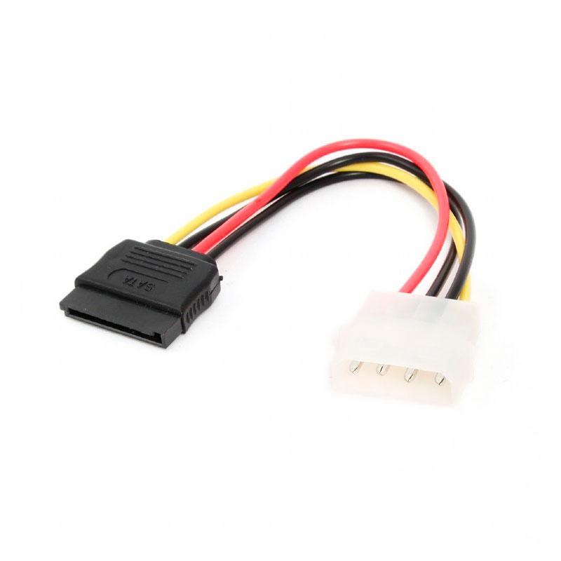 Аксессуар Кабель питания Gembird Cablexpert Molex - SATA 15cm CC-SATA-PS