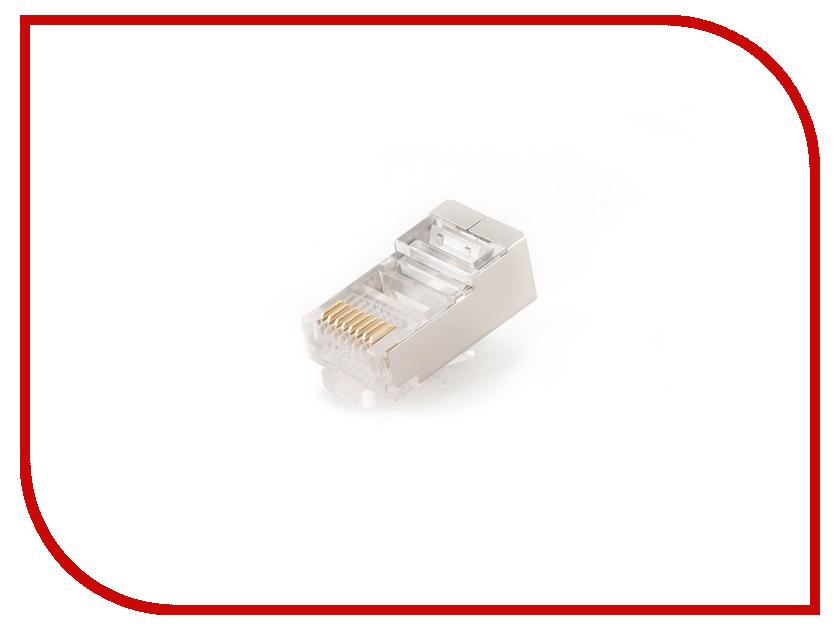 Коннектор Gembird Cablexpert RJ45 8P8C cat.5e PLUG5SP/10 - 10шт цены