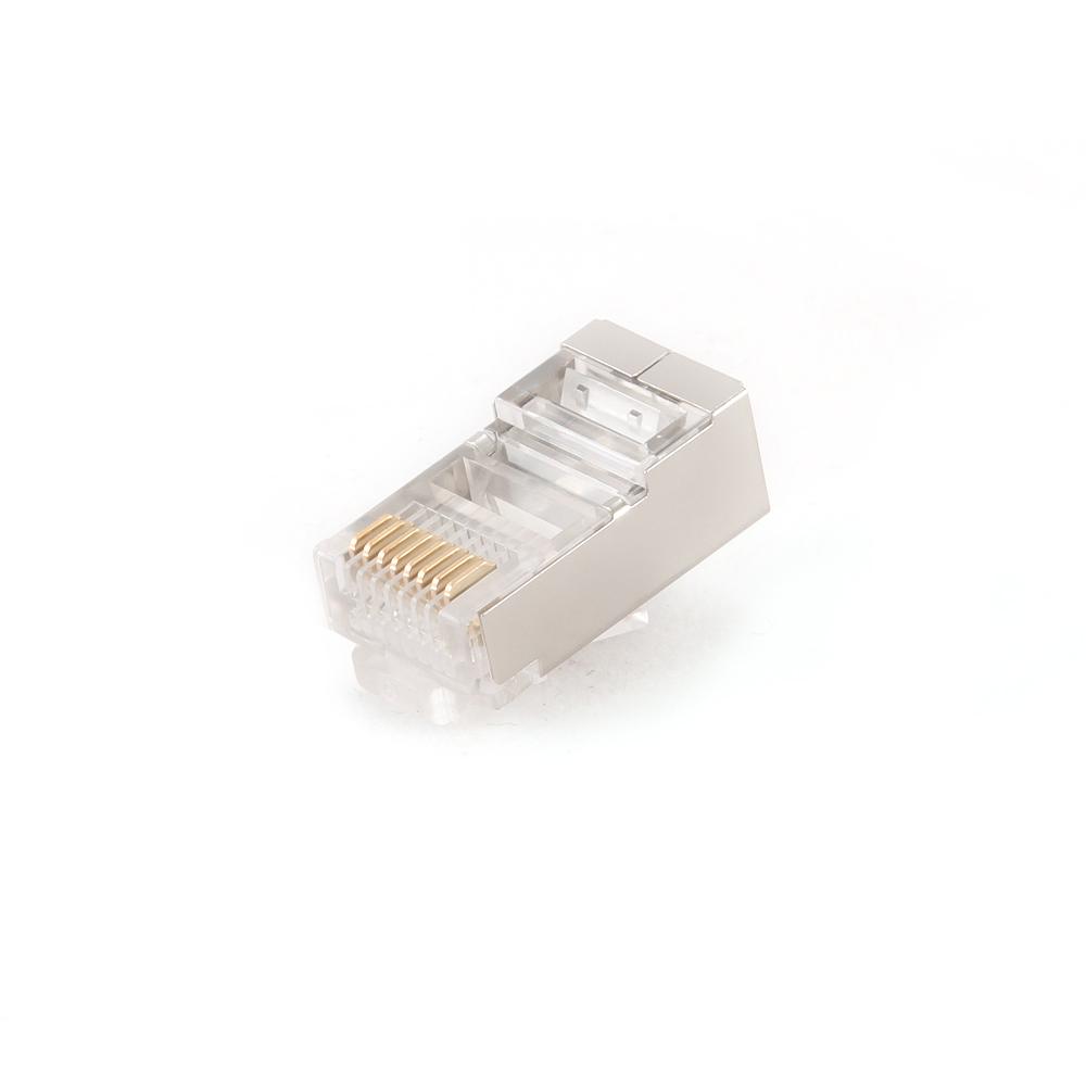 Коннектор Gembird Cablexpert RJ45 8P8C cat.5e PLUG5SP/10 - 10шт
