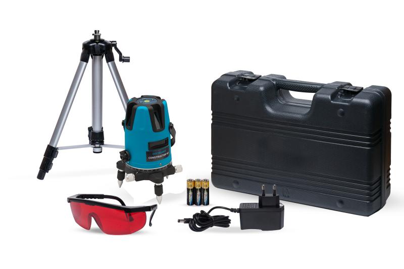 цена на Нивелир Instrumax Constructor 4D Set