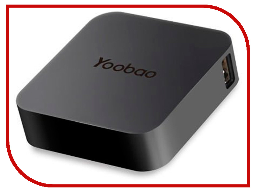Аккумулятор Yoobao Magic Cube YB-637 10000mAh Black