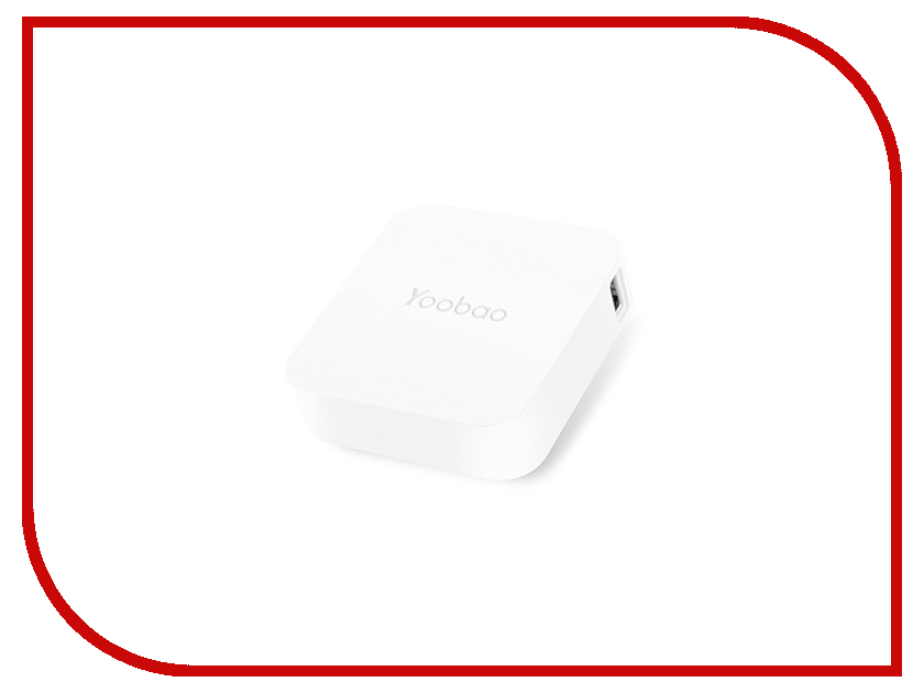Аккумулятор Yoobao Magic Cube YB-637 10000mAh White