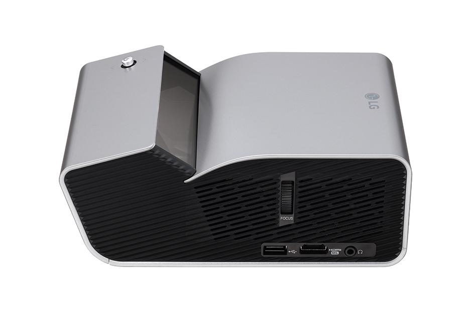 лучшая цена Проектор LG PH450UG