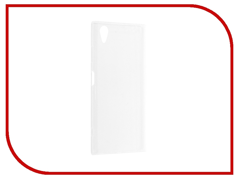все цены на Аксессуар Чехол Sony Xperia XA1 Plus Svekla Silicone Transparent SV-SOG3421-WH онлайн