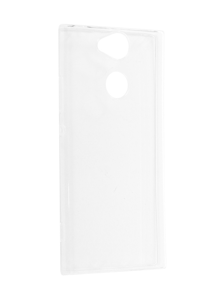 Аксессуар Чехол Svekla для Sony Xperia XA2 Silicone Transparent SV-SOH3113-WH