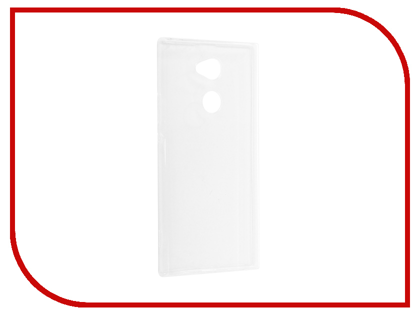 все цены на Аксессуар Чехол Sony Xperia XA2 Ultra Svekla Silicone Transparent SV-SOH3213-WH онлайн