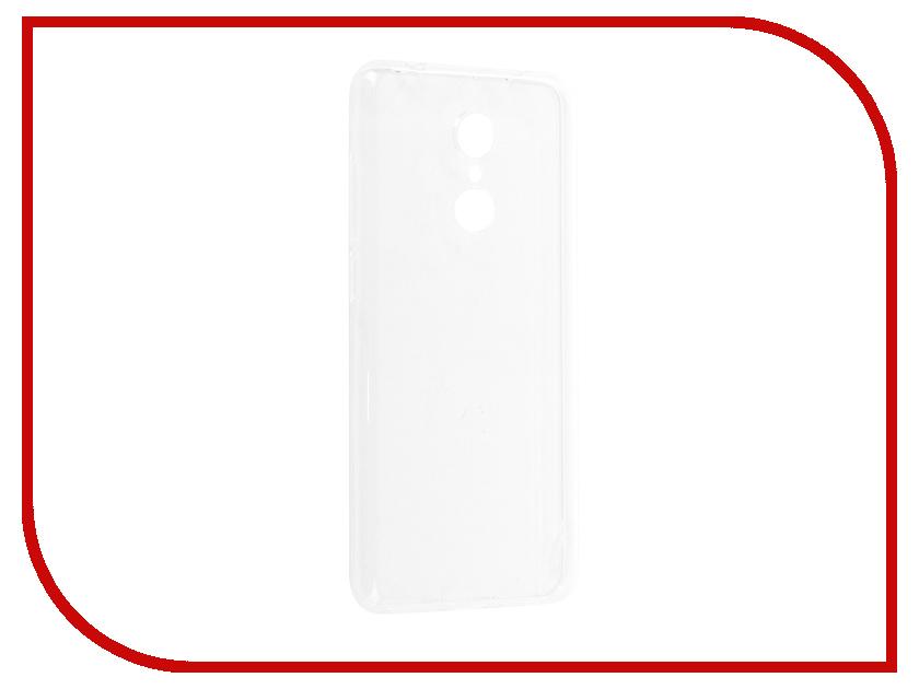 Аксессуар Чехол Xiaomi Redmi 5 Svekla Silicone Transparent SV-XIRED5-WH аксессуар чехол xiaomi mi mix 2 svekla silicone transparent sv ximimix2 wh