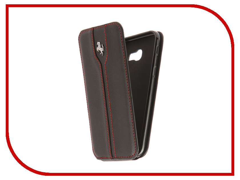 Аксессуар Чехол Samsung Galaxy A5 2017 A520 Innovation Ferrari Black аксессуар чехол samsung galaxy a7 2017 with love moscow silicone russia 5090