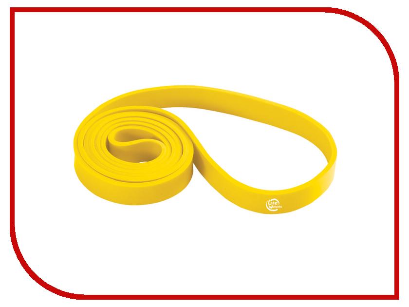Тренажер Lite Weights 0820LW 208x1.7x0.45cm 20kg Yellow гантель неопреновая lite weights цвет серый 3 кг