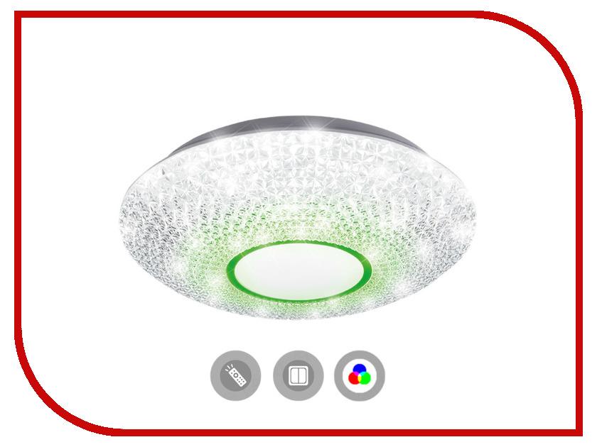 Светильник Estares Akrilika 36W RGB R-410-Clear White-220-IP20