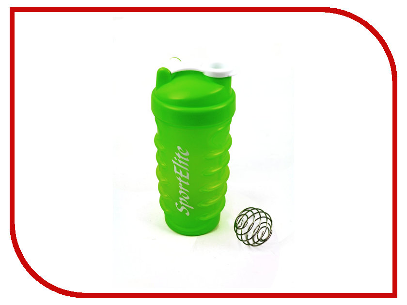 Шейкер Sport Elite SH-210 700ml Light Green ледянка sport elite снеголет пл с322