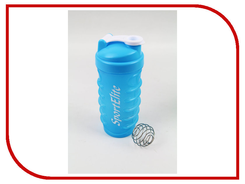 Шейкер Sport Elite SH-220 700ml Light Blue ледянка sport elite снеголет пл с322