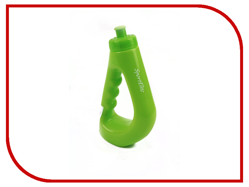 Бутылка Sport Elite B-110 350ml Light Green ледянка sport elite снеголет пл с322