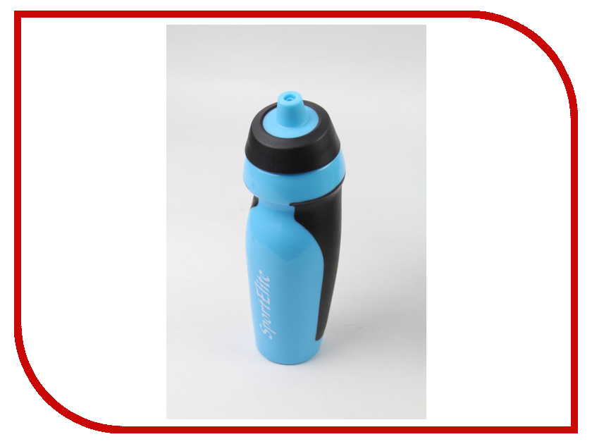Бутылка Sport Elite B-420 600ml Light Blue-Black ледянка sport elite снеголет пл с322