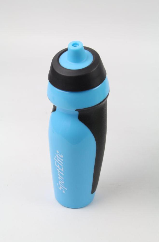 Бутылка Sport Elite B-420 600ml Light Blue-Black шейкер sport elite sh 300 850ml black