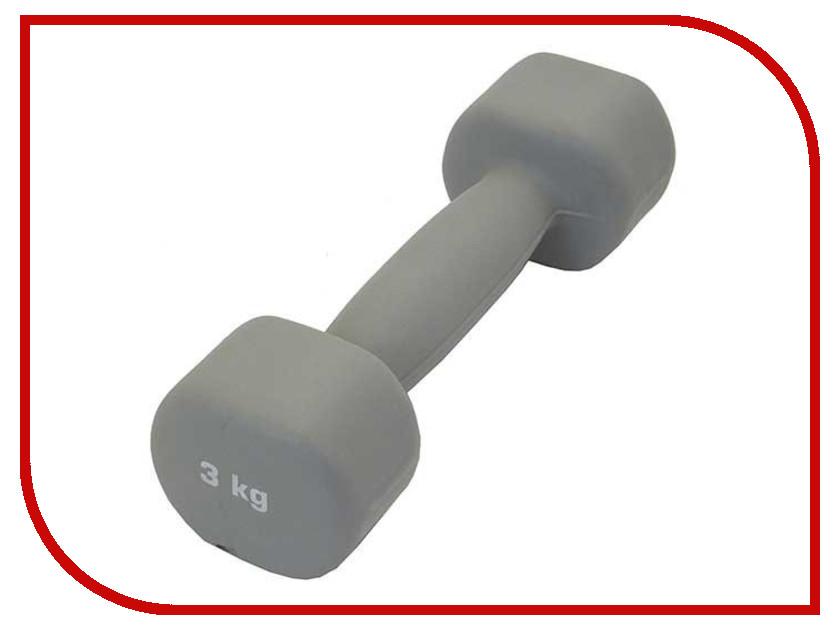 Гантель Sport Elite ES-0393 3kg чехол переноска sport elite zs 6525 65x25cm silver