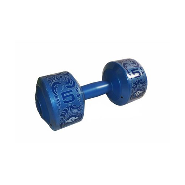 Гантель Euro Classic 5kg Blue цена